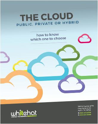 cloud public private or hybrid