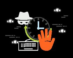 ignoring cyber monitoring