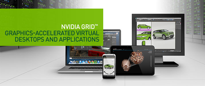 NVIDIA GRID vGPU Technology on Citrix