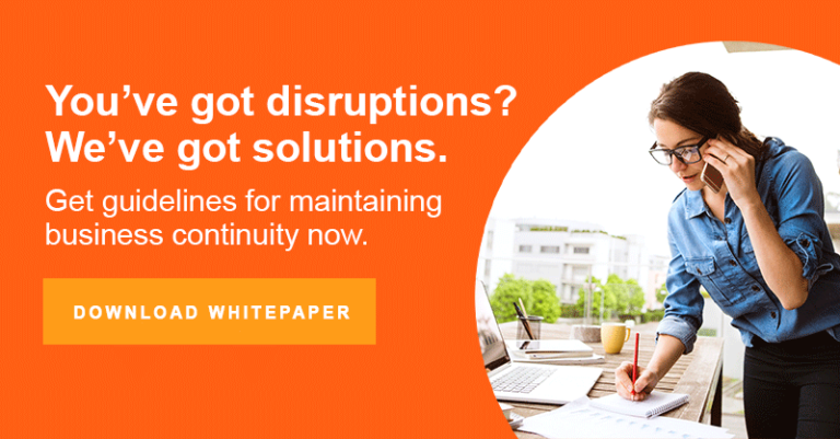 Whitepaper - Building a more resilient business